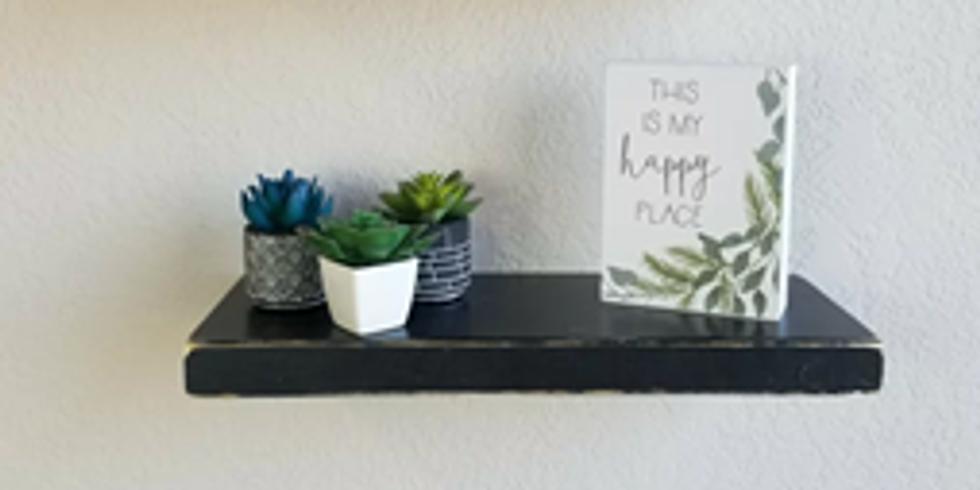 The Art of Shelf Styling