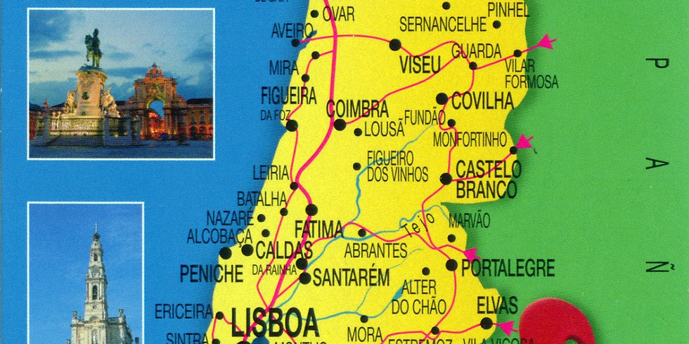 Travelogue to Portugal with Tony Conte
