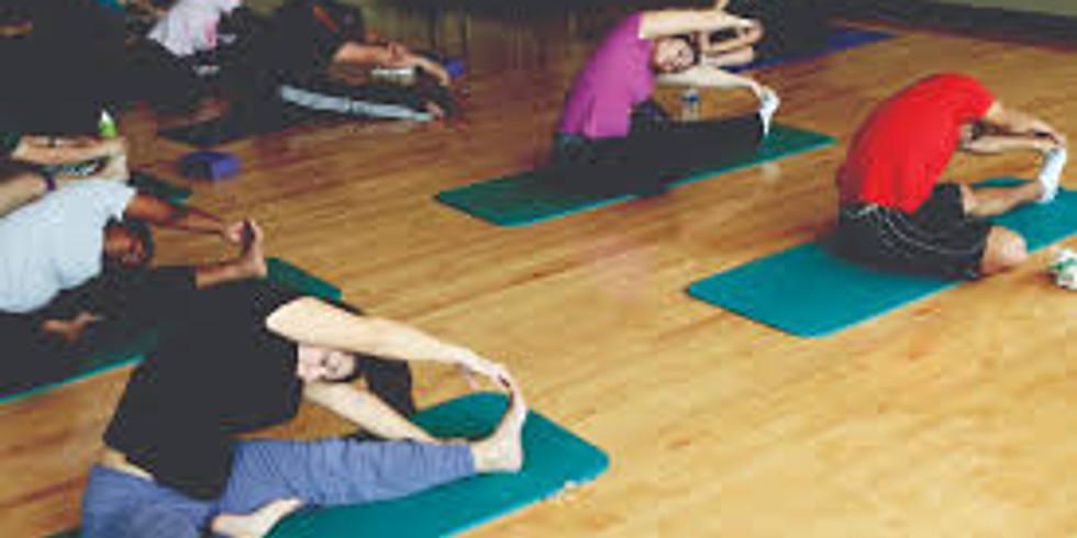 Virtual Yoga and Creativity with Ruth Lieberherr