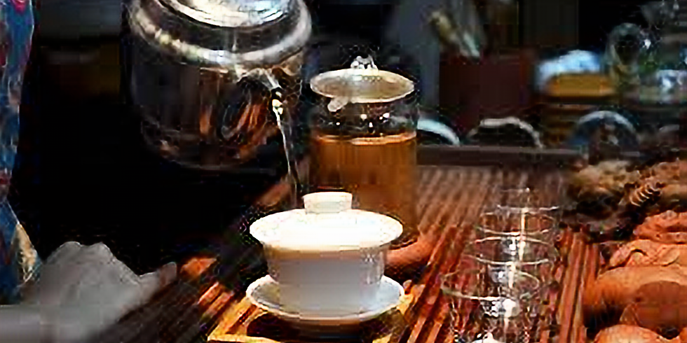 Chinese Culture - Chayi (Tea Ceremony)