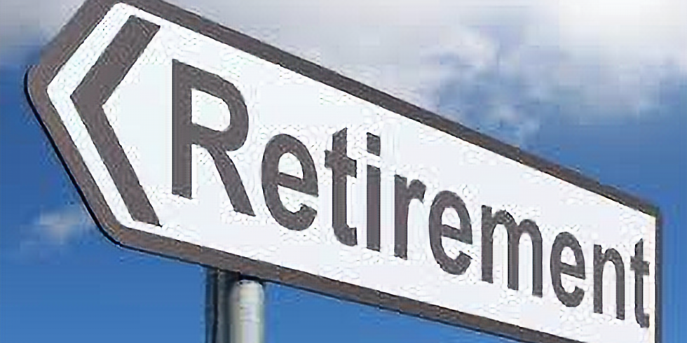 VIRTUAL: Non-financial Planning for Your Retirement in a COVID Era #2