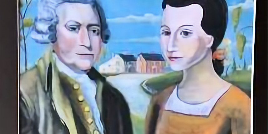 LIVESTREAM: John and Abigail Adams