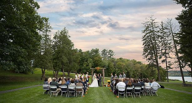wedding rhinebeck dutchess county ny hudson estate