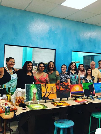 Paint and sip night at MAKE!.jpg