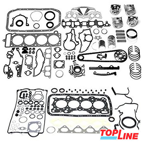 Topline Engine Kit – Gold EKSZ6G