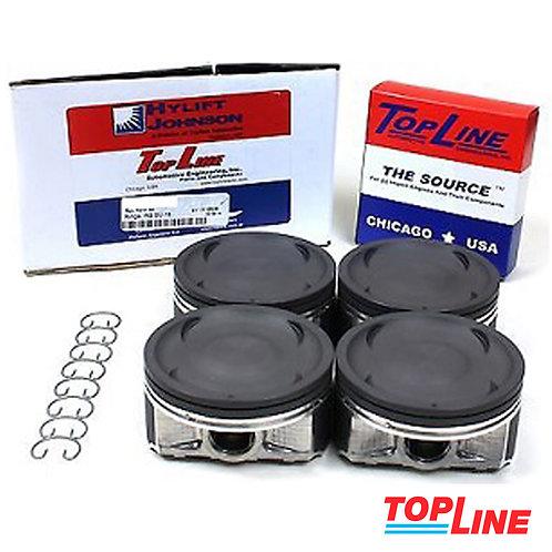 Topline Piston with Rings PAD31 STD.