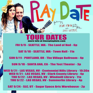 Play Date | West Coast Tour