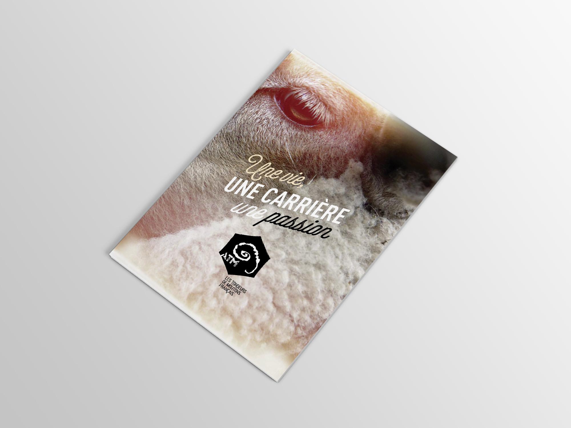 Plaquette ATM - Tondeurs de moutons