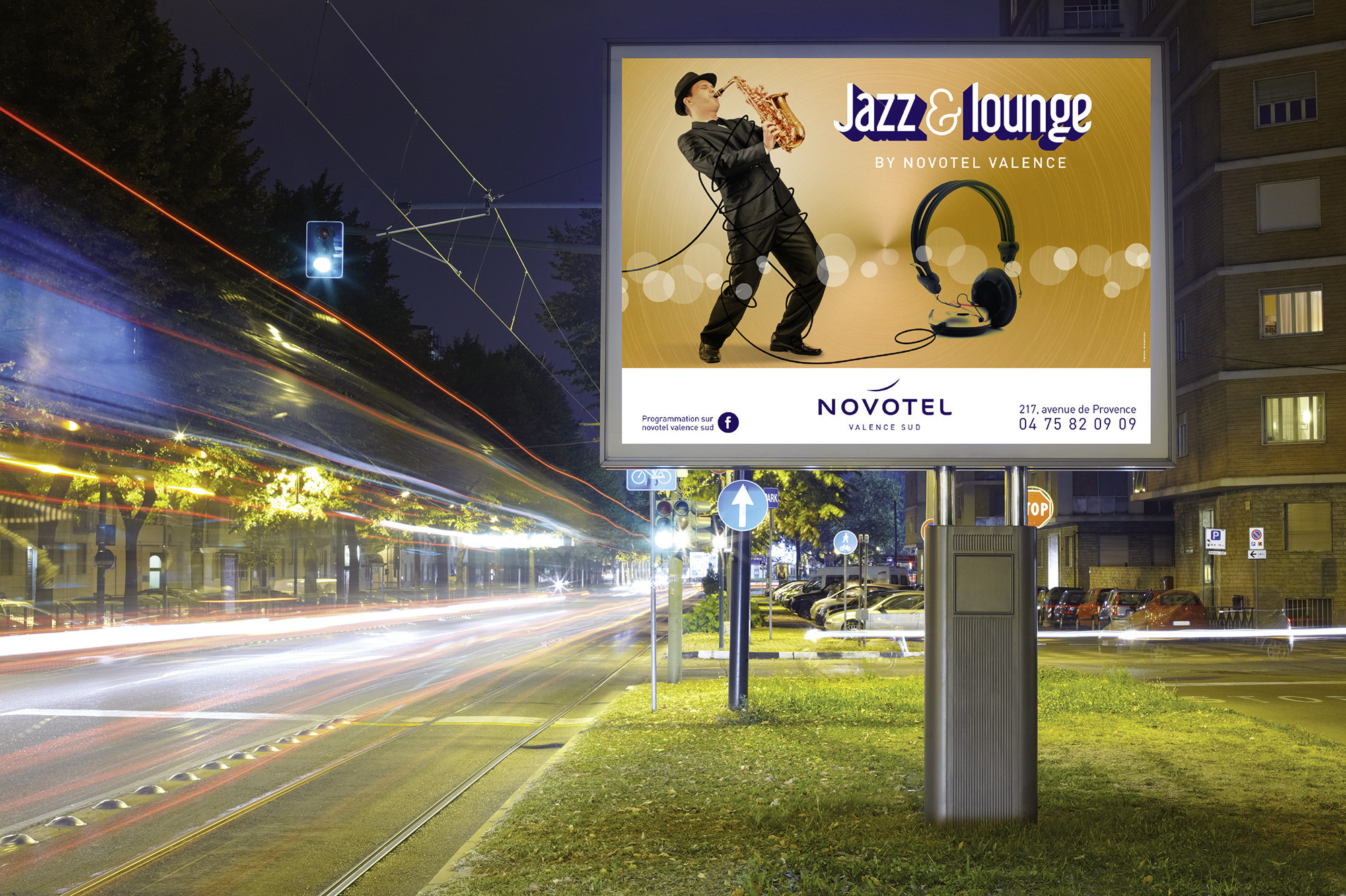 Soirées Jazz Novotel Valence
