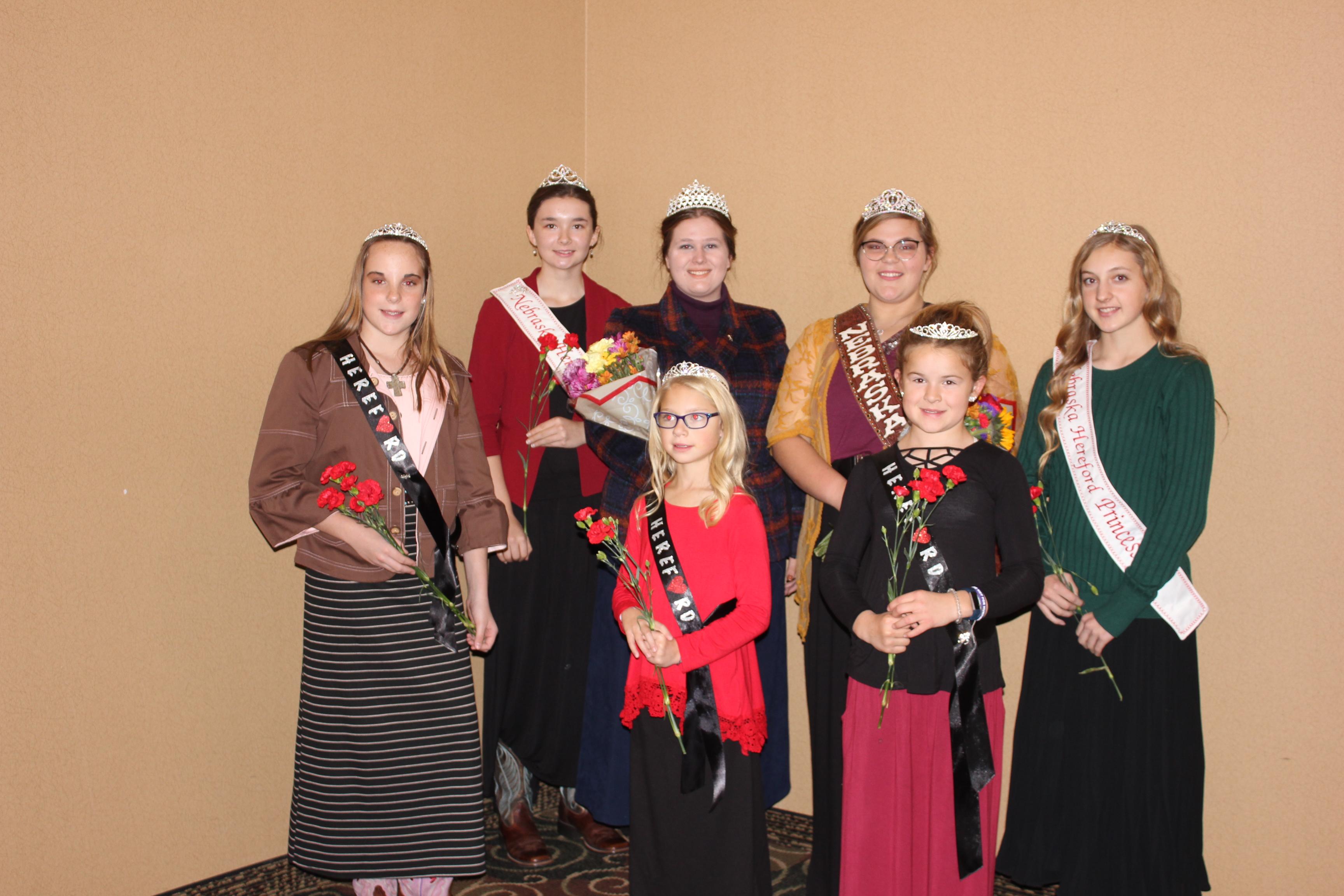 Nebraska Hereford Royalty