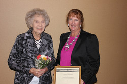 Congratulations to Jewel Deichmann, Central City - NHW Woman of the Year 2019