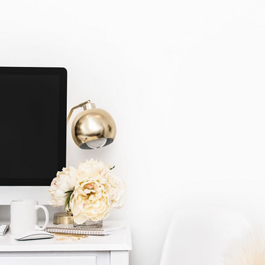 5 TIPS FOR WORKING FROM HOME & ACTUALLY GETTING THINGS DONE!