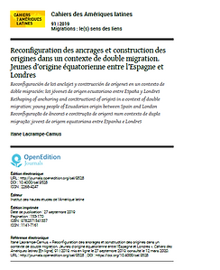 Publication Itane - CDA