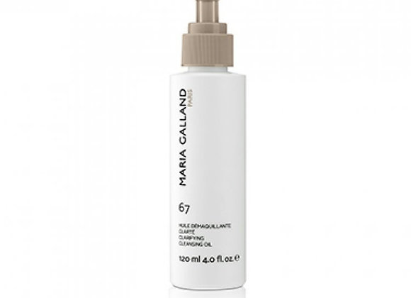 67 CLARIFYING CLEANSING OIL - 120ml