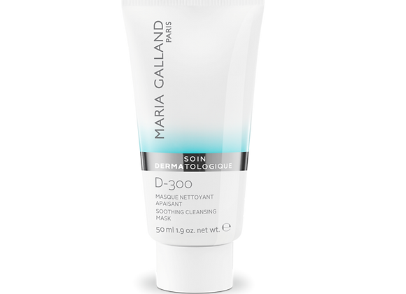 D-300 SOOTHING CLEANSING MASK - 50ml