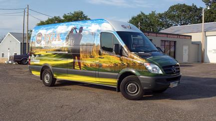 Full Van Wrap