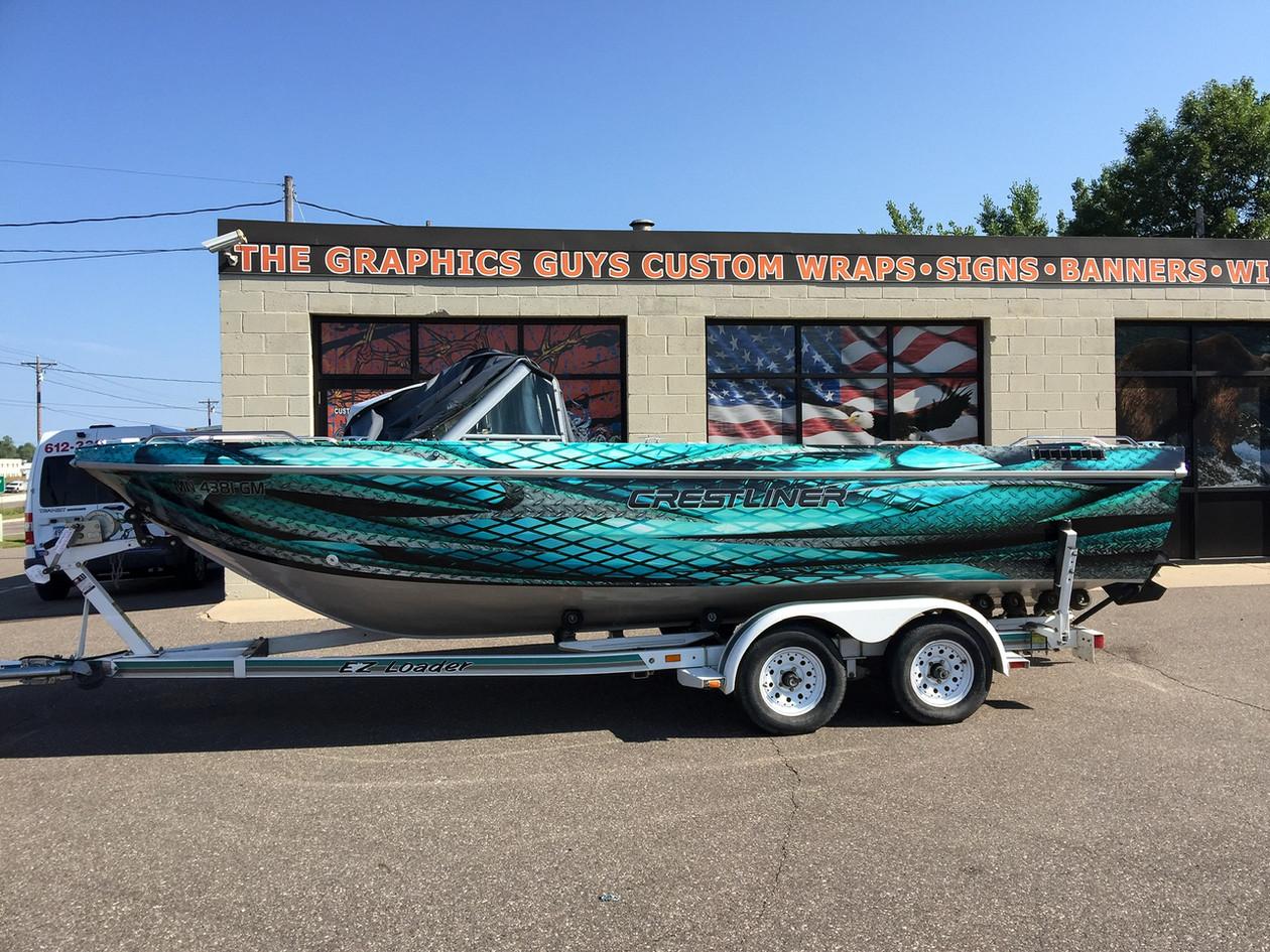 Full Boat Wrap