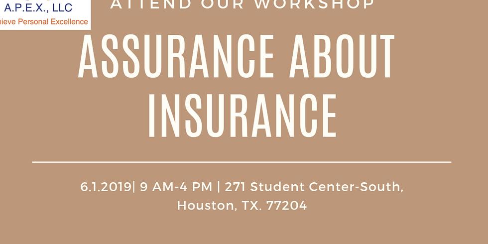 Assurance About Insurance