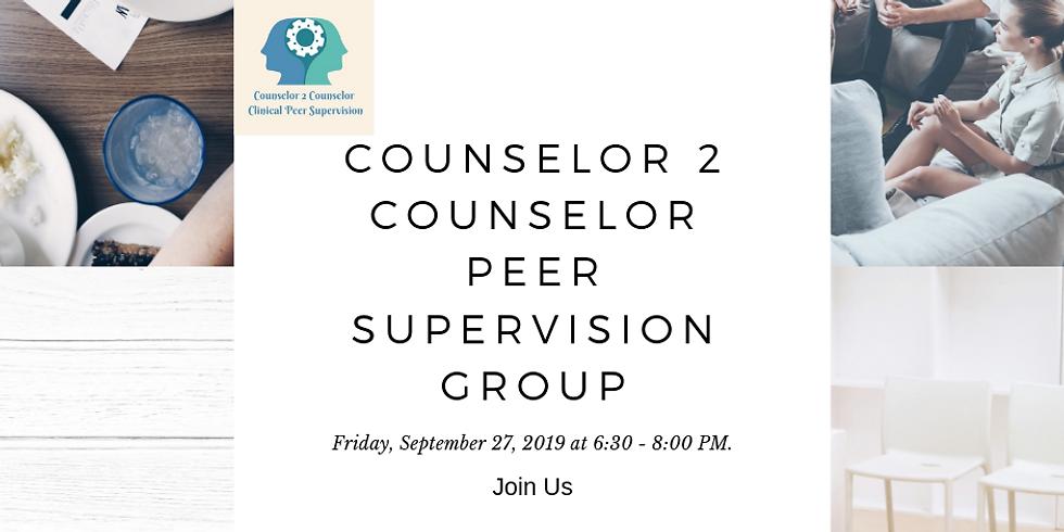 C2C Group Supervision September 27, 2019