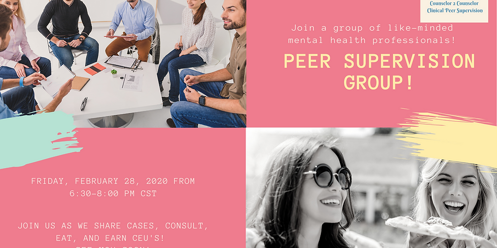 C2C Group Supervision March 27, 2020