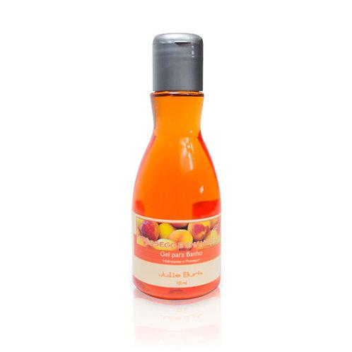 Gel de Banho Pêssego e Chantilly 120 ml