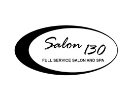 White Salon Logo