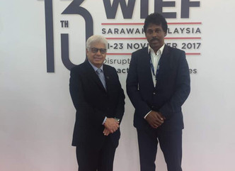 Tan Sri Dato' Ahmad Fuzi of SSP says WIEF to chart future of halal industry, Islamic finance