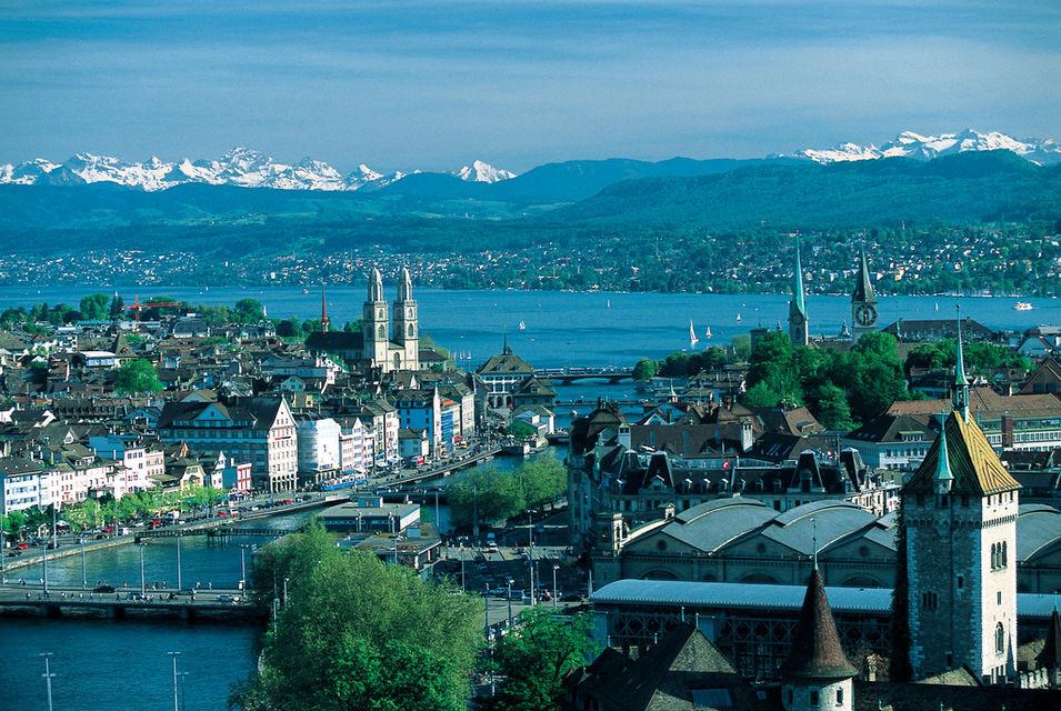 Lake of Zurich