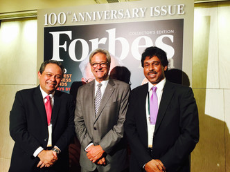 SSP attends exclusive invite-only Forbes Global CEO Conference in Hong Kong