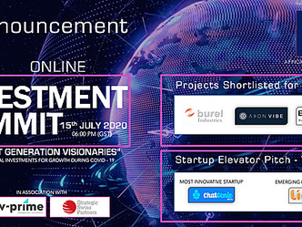 FINCASA VENTURES announces Global Online Investment Summit.