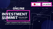 SSP's UAE partner FINCASA VENTURES announces Global Online Investment Summit.