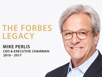 Mike Perlis of Forbes joins SSP's Global Advisory Board