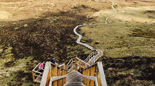 Stairway to Heaven - an insider's tips to walking Cuilcagh's famous wooden walkway.