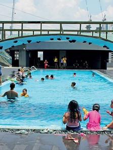 swimming pool climbing wall.jpg