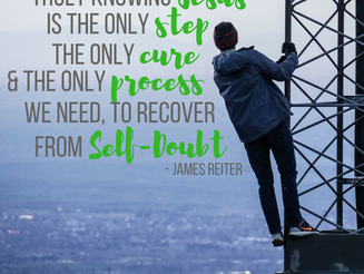 Leaving Our Self-Doubt in the Rearview