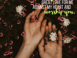 Modern Psalm: I Offer My Heart Out of My Free-Will