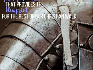 Armor Series, Part Two: The Breastplate of Righteousness