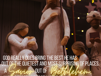 Christmas Series: God Uses Your Bethlehem
