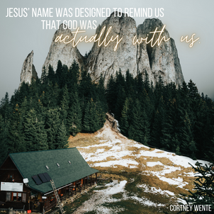 Christmas Series: God is Finally with Us