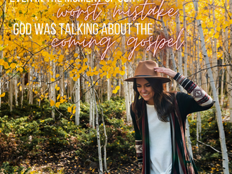 Finding the Gospel in the Fall