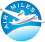 AIRMILES - Full Blue - Reversed (Primary