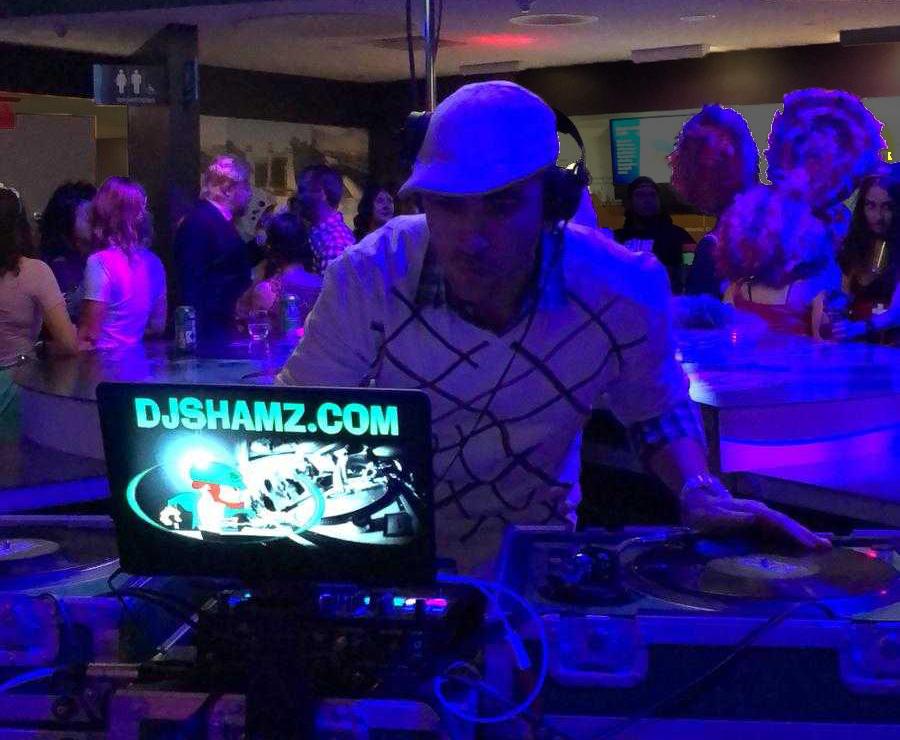 DJ ShamzWebsite