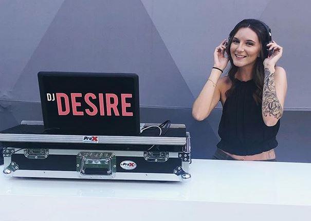 DJ Desire 3