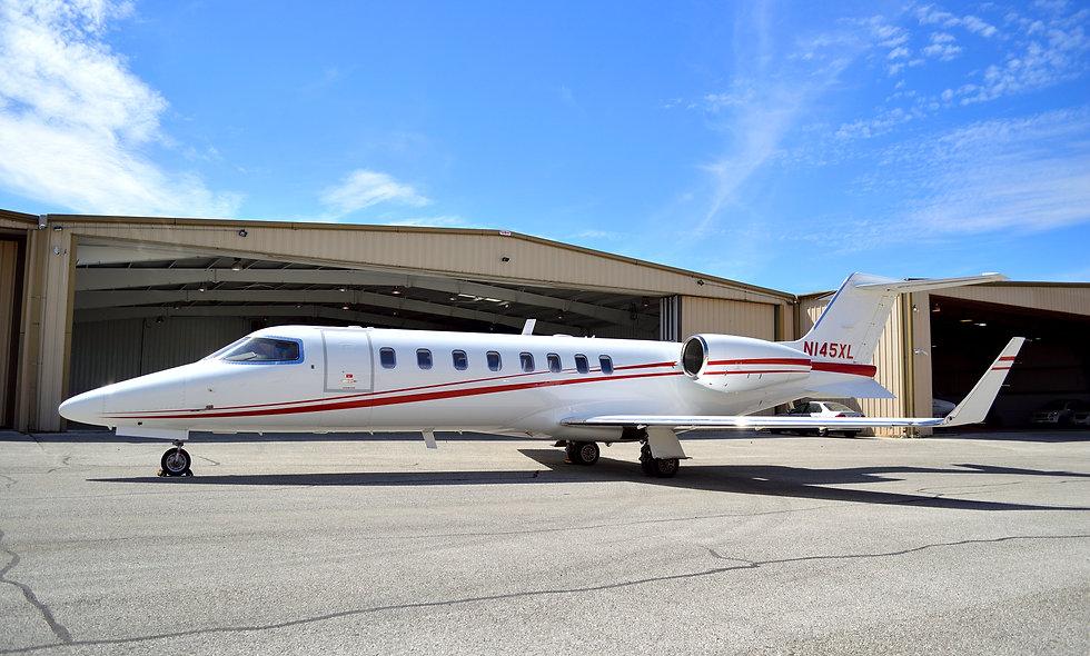 2000 Bombardier Learjet 45