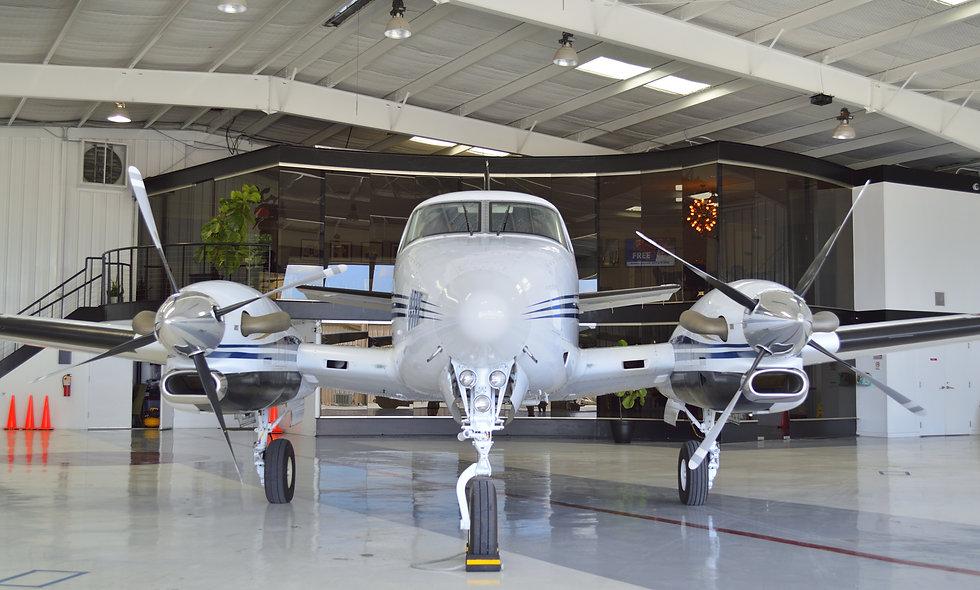 2002 King Air C90B
