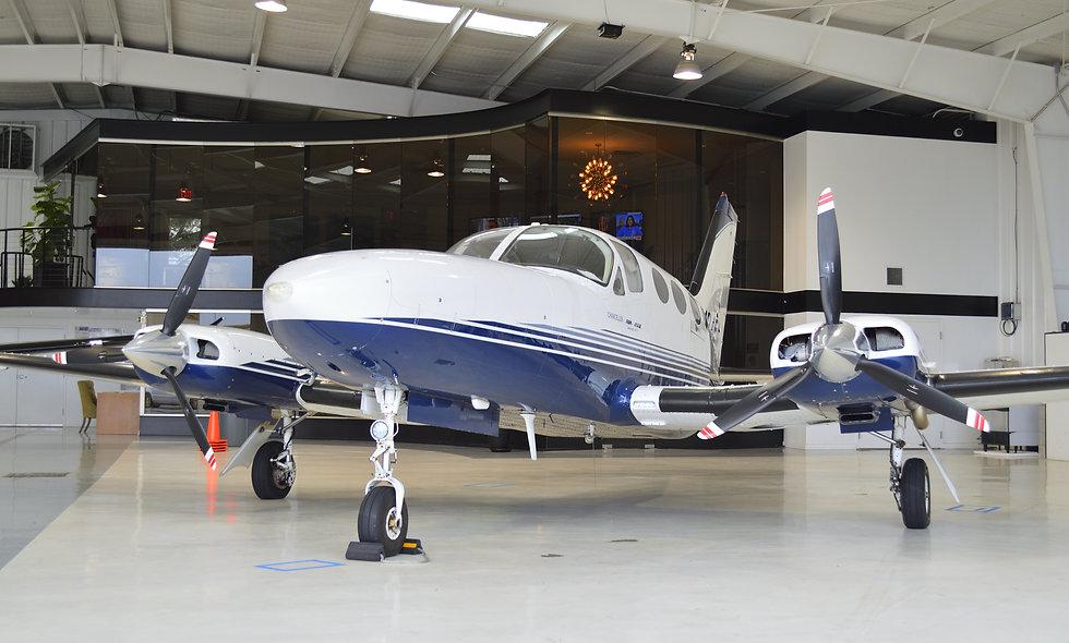 1984 Cessna 414A