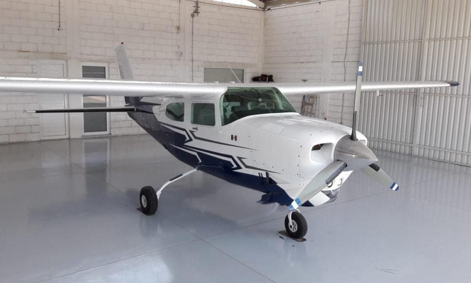 1986 Cessna T210R
