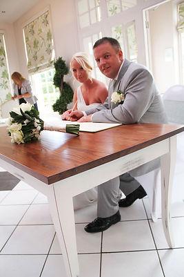 Registry Weddings in Worchester