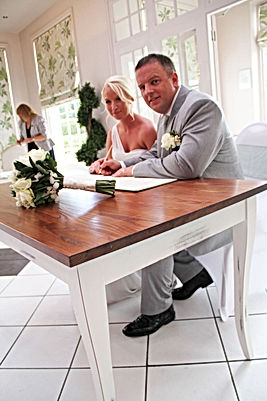 Registry Weddings in Worchester