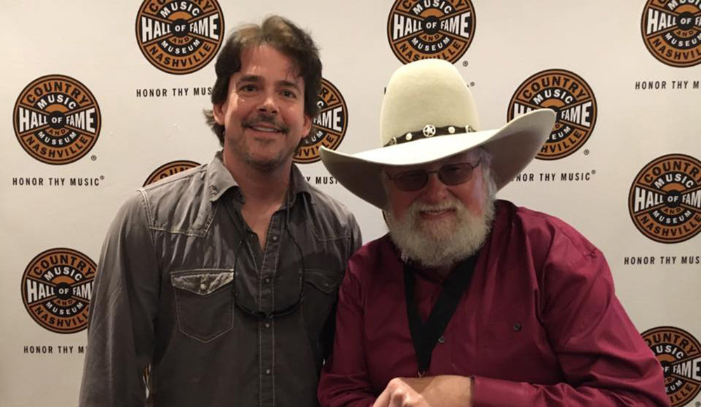 With Charlie Daniels - Nashville, TN